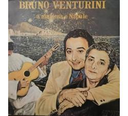BRUNO VENTURINI - a mamma e Napule - LP/Vinile