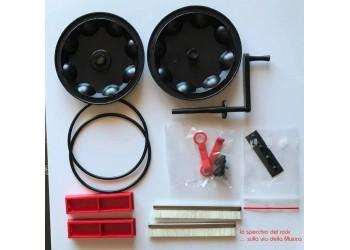 KNOSTI - Kit di ricambio per macchina lavadischi N.G