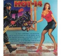 Artisti vari ‎– Hot 14 Plus 1 - LP/Vinile