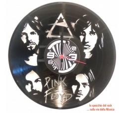 Orologio Vinile Dedicato ai Pink Floyd