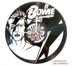 Orologio Vinile dedicato a David Bowie
