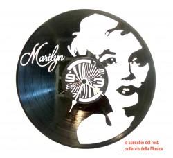 Orologio Vinile dedicato  Marilyn Monroe