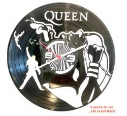 Orologio Vinile Dedicato ai Queen