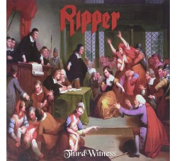 Ripper – Third Witness  -  (Vinyl, LP, Album) Contiene Poster