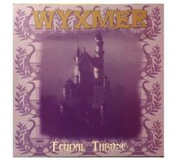 Wyxmer – Feudal Throne – LP/Vinile  – LP/Vinile Limited