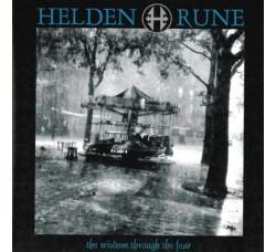 Helden Rune – The Wisdom Through The Fear -   LP/ Vinile