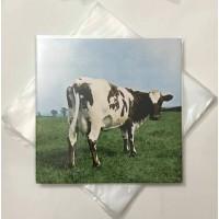 "Buste ESTERNE in PP per dischi vinili LP - DLP - 12"" - 110 mµ - Q.ta 50"