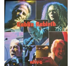 Goblin Rebirth – Alive – Prima edizione 2016 - 2LP/Vinile