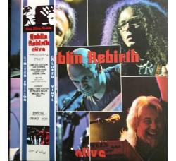 Goblin Rebirth – Alive – Prima edizione 2016
