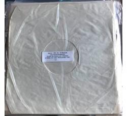 """Manicotti, Mutande buste di carta USATI  per vinili 12"""" pollici LP - Qtà 25 pezzi"""