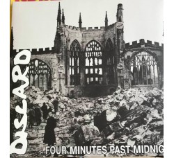 Discard ‎– Four Minutes Past Midnight – LP/Vinile