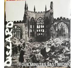 Discard – Four Minutes Past Midnight – LP/Vinile
