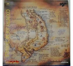 Country Joe McDonald – Vietnam Experience -  LP/Vinile