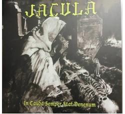Jacula – Tardo Pede In Magiam Versus - Edizione Limitata copie 36/50