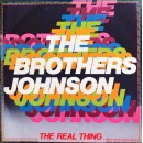 The Brothers Johnson – The Real Thing – Prima stampa 1981