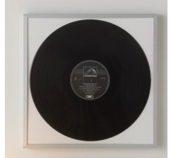 """CORNICE per LP - 12"""" con bordi di Alluminio colore Silver"""