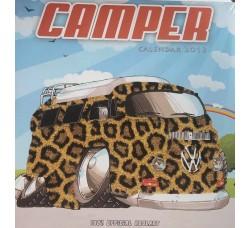 CAMPER  - Calendario UFFICIALE da collezione 2013   -