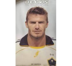 BECKS  -David Beckham - Calendario da collezione 2010