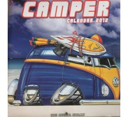 CAMPER  - Calendario UFFICIALE da collezione 2012   -