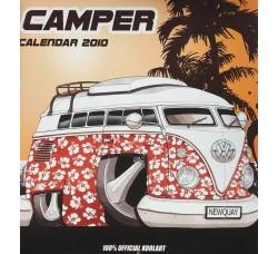 Calendario - CAMPER  -Licenza Ufficiale - Collezione (2010)