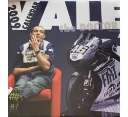 VALENTINO ROSSI  - Calendario  da collezione 2009  - Contiene Poster