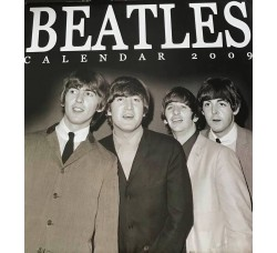 BEATLES  THE - Calendario da collezione Unofficial  2009
