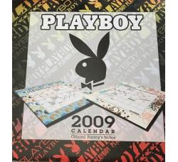 PLAYBOY GLAMOUR - Calendario  UFFICIALE NOTES  da collezione 2009