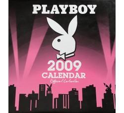 PLAYBOY GLAMOUR  - Calendario  UFFICIALE da collezione 2009  -