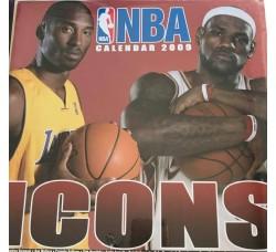 NBA 2009 Kobe Bryant - Calendario  da collezione 2009
