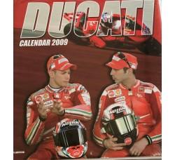 DUCATI - Calendario  da collezione 2009  - Contiene Poster
