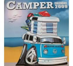 CAMPER  - Calendario UFFICIALE da collezione 2009   - Contiene Poster -