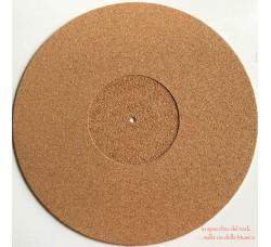 ANALOGIS - TAPPETINO /SLIPMATS per Giradischi in puro Sughero  mm 2,5 °