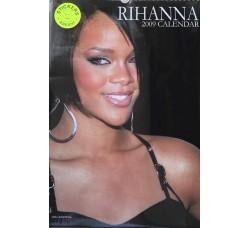 RIHANNA -  Calendario  da Collezione  2009