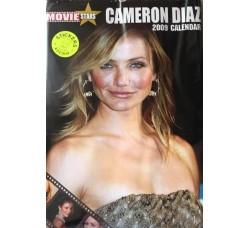 CAMERON DIAZ   - Calendario  da Collezione Ufficiale 2009
