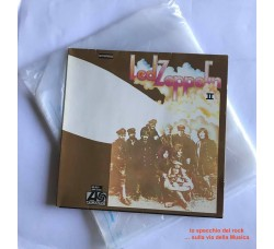 "Buste per Vinili 12"" LP - (PE NEUTRO  my 90) Flap NO ADESIVO - Qtà 50"