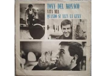 Tony Del Monaco - Quando si alza la luna - Solo copertine
