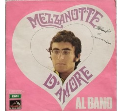 Al Bano - Mezzanotte d'amore - Mirella - Solo copertine