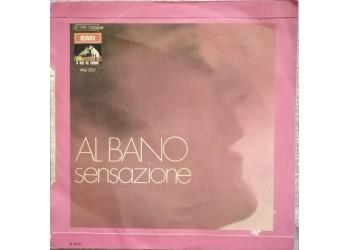 Al Bano - Sensazione - Pensando a te  - Solo copertina