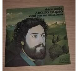 Adolfo Caruso - Vieni con me sulla luna  - Solo copertine