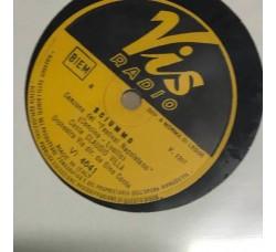 Claudio Villa - Terra straniera - 78 RPM