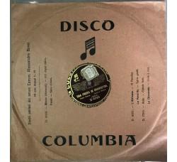 Alessio Bonci - Una prova in orchestra - 78 RPM