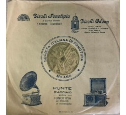 Il Guarany - Gomez - 78 RPM
