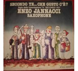 Enzo Jannacci - Secondo te... che gusto c'è?  - Sole copertine