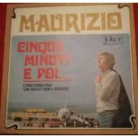 Maurizio - Cinque minuti e poi  - Solo copertine