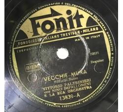 Vittorio Paltrinieri-Nel regno dei sogni 78 RPM