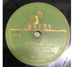 Tenore albanese-come le rose 78 RPM