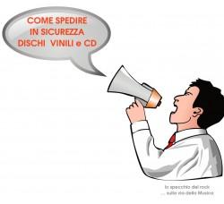 Articoli e prodotti per la spedizione dei dischi Vinili e CD