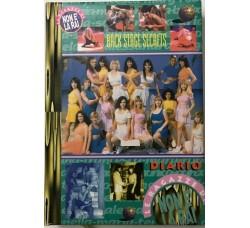 DIARIO AGENDA - Le ragazze di Non è la Rai - Diario GRANDE  cm 20x15