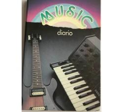 MUSIC DIARIO   - Diario da Collezione  - David Bowie