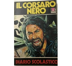 DIARIO AGENDA - IL CORSARO Nero - Diario da Collezione
